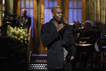 Watch Dave Chappelle Do Radiohead Karaoke At An SNL Afterparty