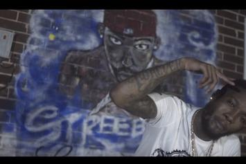 "Shy Glizzy ""Bankroll"" Video"