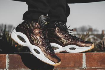 "Villa's ""Fabolous Week"" Kicks Off With This ""Liberty Bell"" Reebok Question"