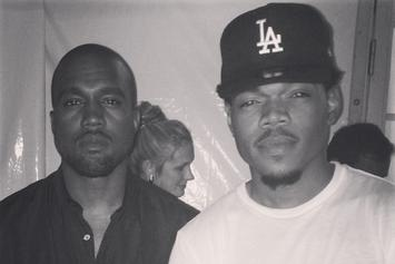"Chance The Rapper Sends ""Special Prayer"" To Kanye West"
