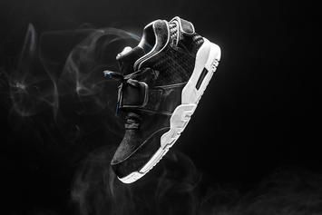 """Black Suede"" Nike Air Cruz To Release This Friday"