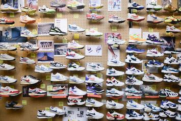 A Look Inside The Department Of Nike Archives At The Nike Campus