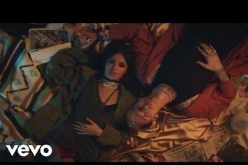 "MGK Feat. Camila Cabello ""Bad Things"" Video"