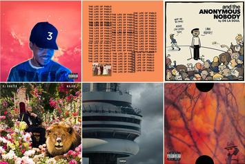 Vote: Who Should Win Best Rap Album At The 2017 Grammys?