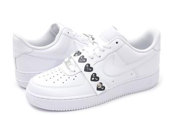 "Comme des Garcons ""Emoji"" Air Force 1 Revealed In Detail"