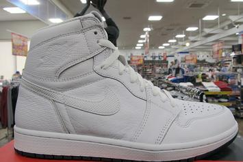 """Pure White"" Air Jordan 1 High OG To Release Next Year"