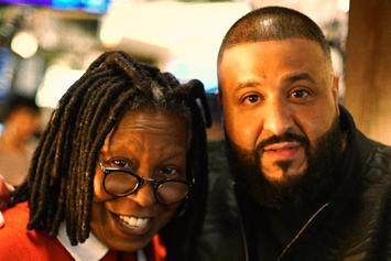 "DJ Khaled Brings Baby Son On ""The View"" For First TV Appearance"