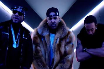 "DJ Infamous Feat. Jeezy, Ludacris, Yo Gotti ""Run The Check Up"" Video"