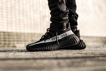 "Store List For The ""Black/White"" Adidas Yeezy Boost 350 V2 Release"