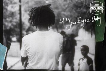 "J. Cole's ""4 Your Eyez Only"" (Review)"