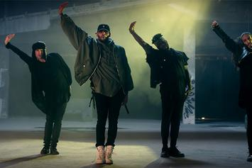 "Chris Brown Feat. Usher, Gucci Mane ""Party"" Video"