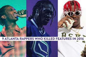 9 Atlanta Rappers Who Killed Features In 2016