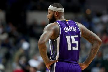 DeMarcus Cousins Tries To Intimidate Local Reporter
