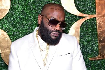 "Rick Ross Wins A Landmark Lawsuit Over ""Mastermind"" Album"