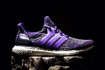 "Preview The ""Royal Purple"" Adidas Ultra Boost 3.0"