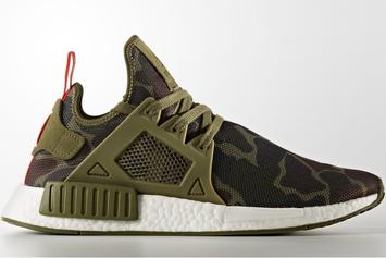 "Five Different ""Camo"" Adidas NMD XR1s Scheduled To Release Tomorrow"