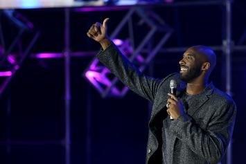 "Kobe Bryant Teams With ESPN For Short Form Video Series ""Canvas"""