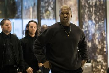 Kanye West's New Year's Resolution: Happiness