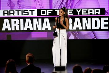 Ariana Grande Takes A Stand Against Objectification In Twitter Rant