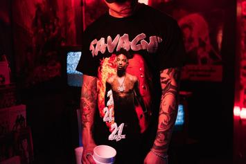 21 Savage Links Up With Young & Reckless For A Clothing Collection