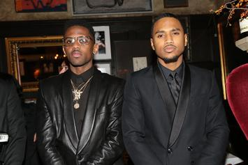 "Fabolous & Trey Songz To Release ""Trappy New Years"" Mixtape Tonight"