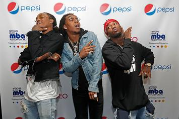 """Migos Announce Release Date For """"Culture"""" And Reveal Cover Art"""