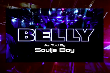 "This Mash-Up Of Soulja Boy's DJ Vlad Interview & ""Belly"" Is The Best"