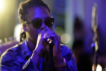 "Lupe Fiasco Reveals Album Cover & Confirms Tracklist For ""DROGAS Light"""