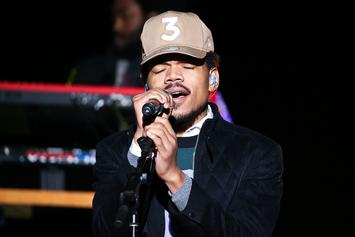"""Watch Chance The Rapper Recount Obama's """"Historic"""" Final White House Party"""
