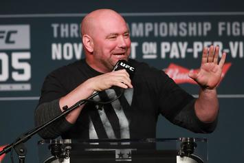 UFC President Dana White Responds To Meryl Streep Saying MMA Isn't A Real Art