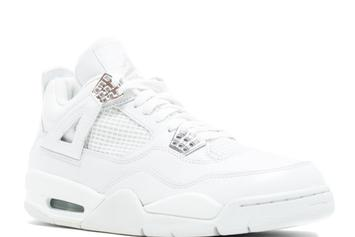 "Air Jordan 4 ""Pure Money"" Rumored To Be Returning This Year"
