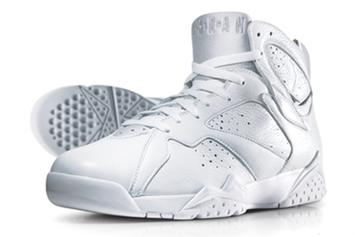 All-White Air Jordan 7s Releasing Summer 2017
