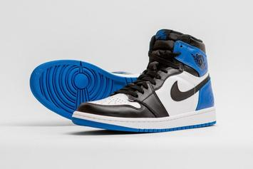 """Fragment"" Air Jordan 1s Releasing Again At This Sneaker Store"