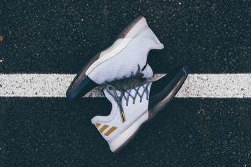 "Adidas Unveils The ""Disruptor"" Edition Of The Harden Vol. 1"