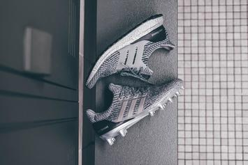 "Adidas Introduces UltraBoost And UltraBoost Cleat ""Silver Pack"""