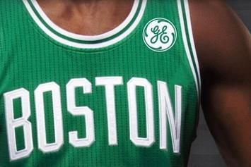 Here's What NBA Jerseys Will Look Like Next Year With Advertisement Logos