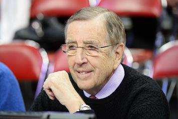 Brent Musburger Announces He's Retiring From Sports Broadcasting