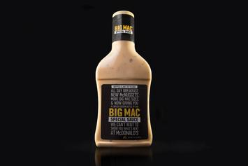 McDonald's Is Giving Away 10,000 Bottles Of Big Mac Special Sauce
