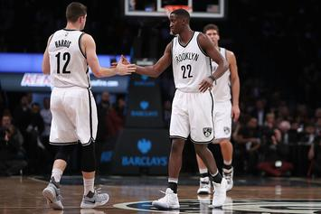 Watch Brooklyn's Caris LeVert Drop Wayne Ellington With A Vicious Crossover