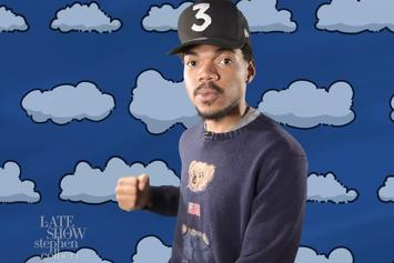 "Chance the Rapper & Ziggy Marley Perform The ""Arthur"" Theme Song On Colbert"