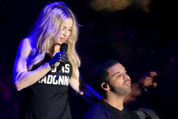 "Did Drake & Madonna Have A ""Secret Fling"" Before Their Onstage Kiss?"