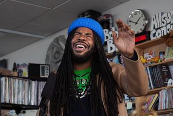 Watch D.R.A.M.'s Tiny Desk Concert