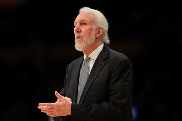 "Greg Popovich Says America's Treatment Of Black People Is ""Our National Sin"""