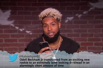 Watch NFL Players Read Mean Tweets