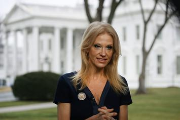 "Kellyanne Conway Says ""Bowling Green Massacre"" Comment Was An ""Honest Mistake"""