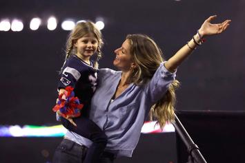 Watch Gisele Bundchen Go Crazy After Tom Brady's 5th Super Bowl Victory