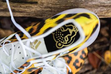 Adidas Debuts Uncaged Cheetah Adizero 5-Star 40 Cleats