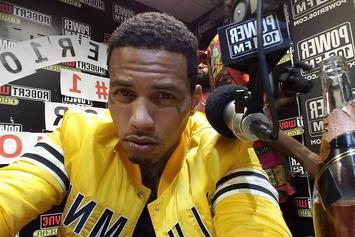 """Kid Ink Freestyles Over Migos' """"T-Shirt"""" On Power 106 L.A."""
