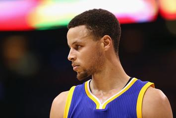 """Steph Curry On Under Armour CEO Calling Trump An Asset: """"Remove 'et"""""""