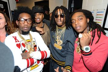 Migos, Gucci Mane, Lil Uzi Vert & Chance The Rapper To Perform At JMBLYA